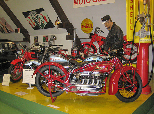 Indian Four 1928