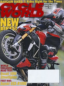 Cycle World June 2009