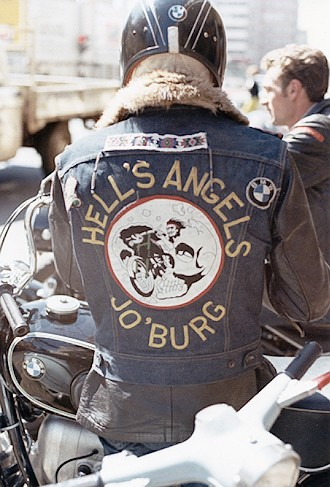 Hell's Angels of Jo'burg, 1969