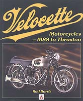 Velocette MSS to Thruxton by Rod Burris