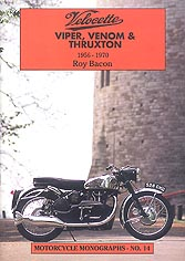 Velocette Viper, Venom & Thruxton by Roy Bacon